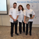 Chef Argiro Barbarigou European Young Chef Award