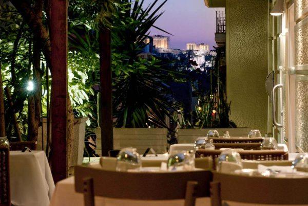 Papadakis Restaurant Athens Greece εστιατοριο παπαδακης αθηνα κολωνακι